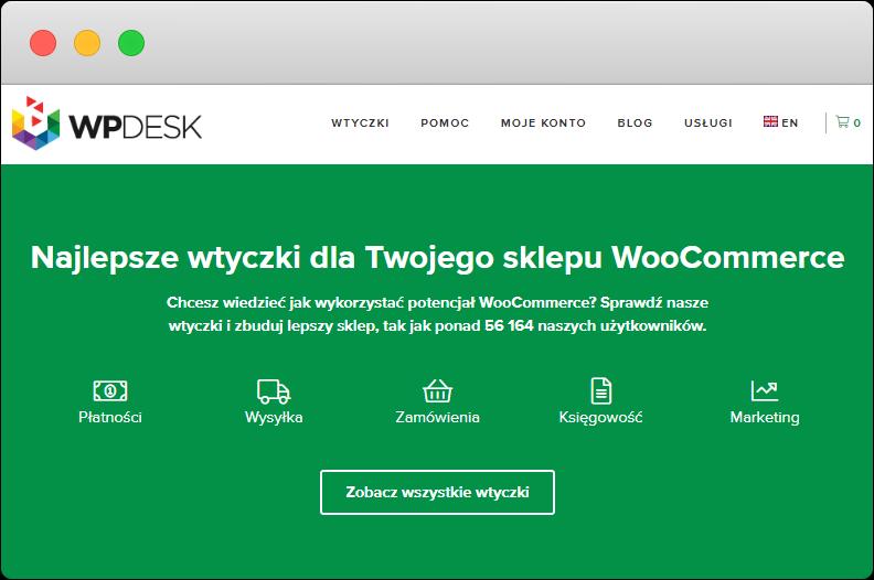 WP Desk - wtyczki dla WordPressa